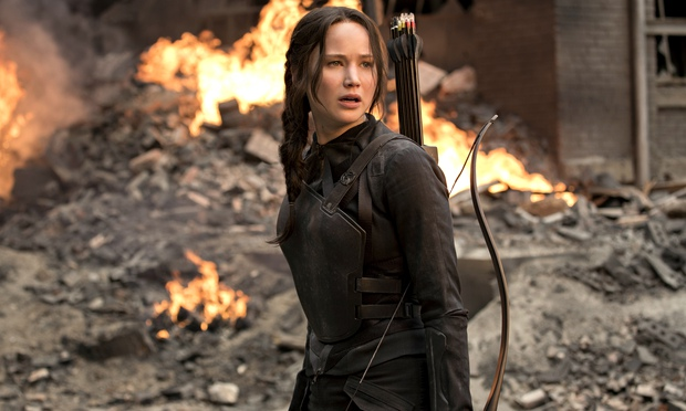 2014, THE HUNGER GAMES -  MOCKINGJAY