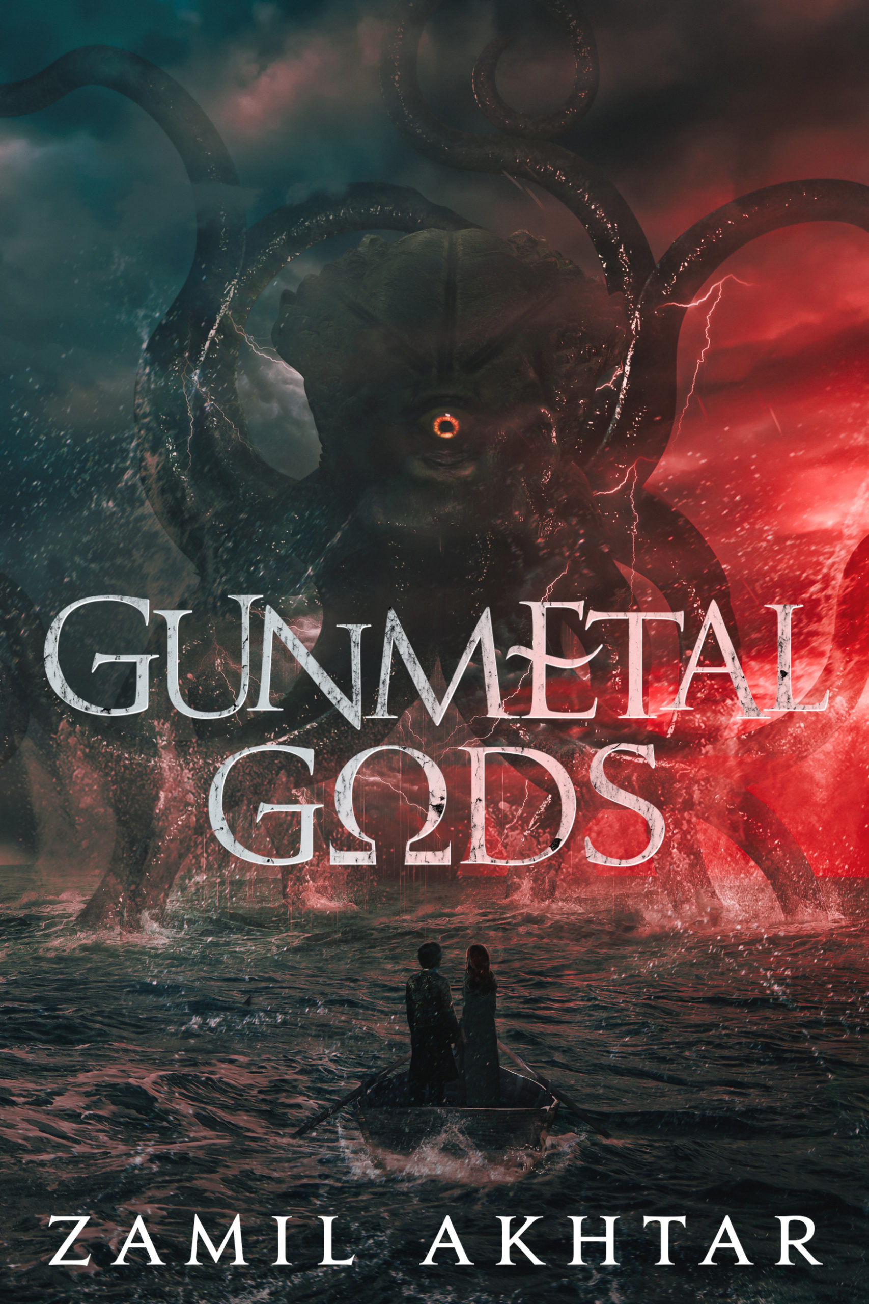 Gunmetal Gods Cover